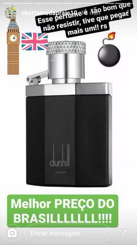 Perfume Desire Black Dunhill Masculino Eau de Toilette 30ml