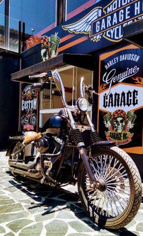 Night Train FX Carburada Harley Davidson - Foto 5
