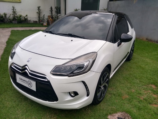 Citroën DS3 Sport Chic 2015- Turbo