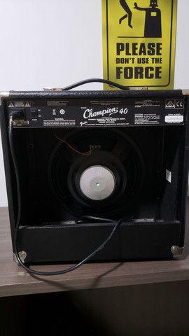 Amplificador Fender Champion 40 - Foto 2