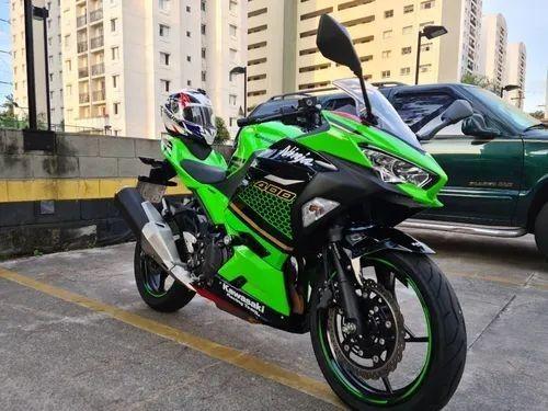 Kawasaki Ninja PARCELAMOS - Foto 2