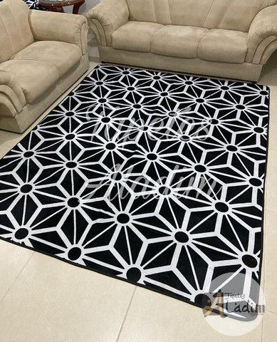 Tapetes Super Luxo Geometrico - Foto 6