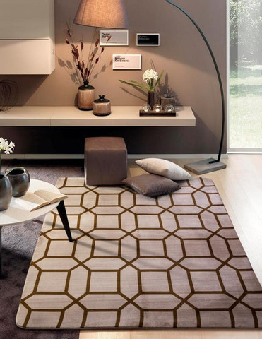Tapetes Super Luxo Geometrico - Foto 5