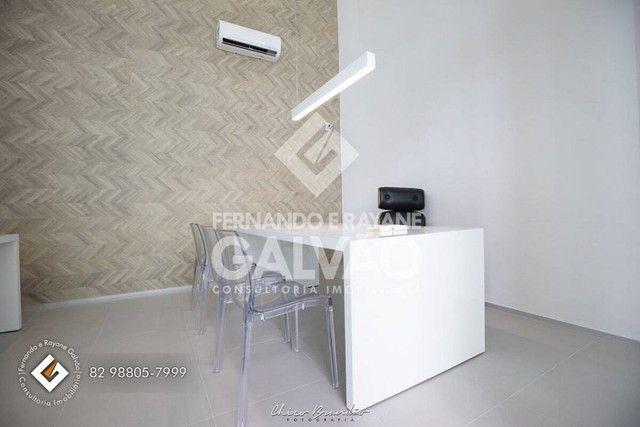 Apartamento para venda tem 114 metros quadrados com 3 quartos em Guaxuma - Maceió - AL - Foto 8
