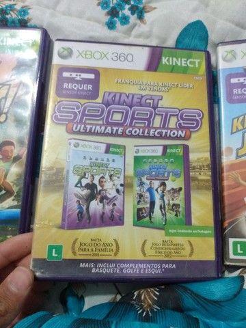 Jogos de Kinect para Xbox 360 - Foto 3