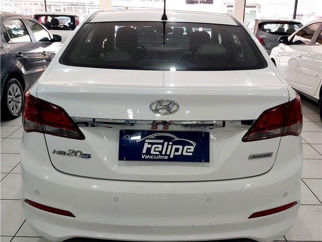 Hyundai Hb20s 2016 1.6 premium 16v flex 4p automático - Foto 4