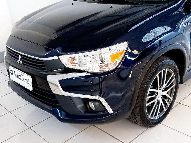Mitsubishi ASX 2.0 4x4 Top de linha, 38.000 km, teto solar, gps, xenon. único dono! - Foto 6