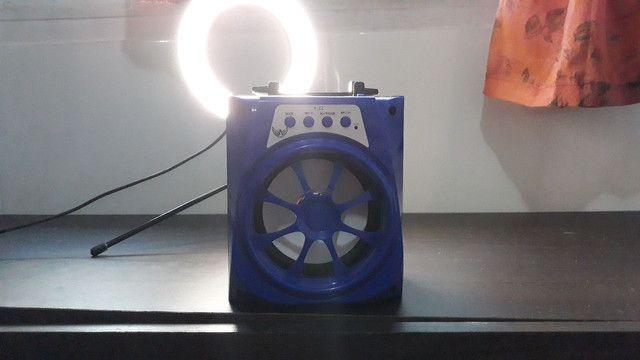 Caixinha Bluetooth R$: 70,00  - Foto 3