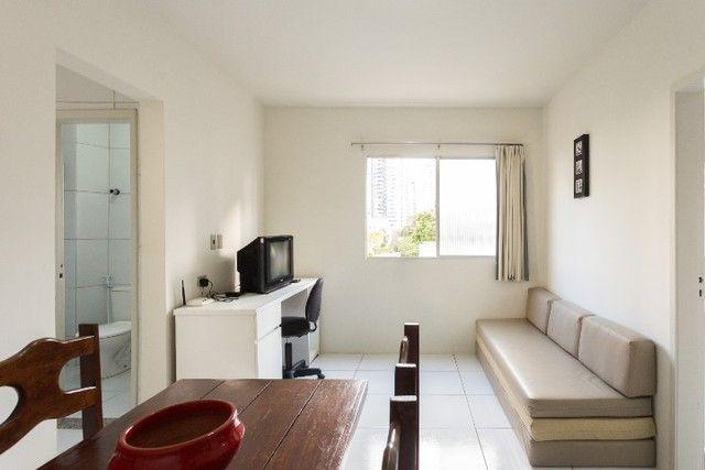 Apartamento 31 B, mobiliado c/ 1 quarto de frente em Boa Viagem - Recife - PE - Foto 6