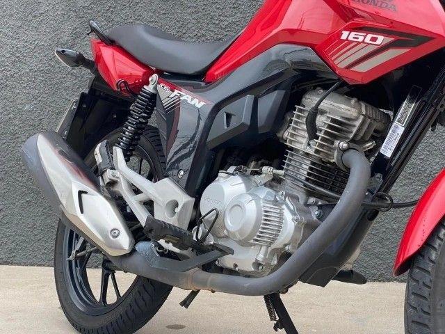 Honda CG 160 Fan Esdi Flexone (financio em até 36x) - Foto 7