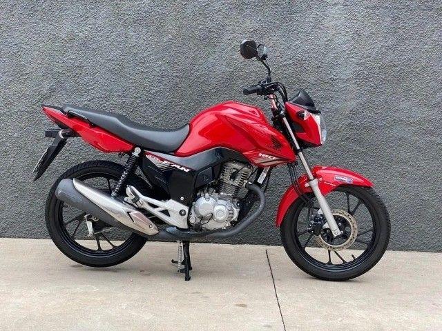 Honda CG 160 Fan Esdi Flexone (financio em até 36x)