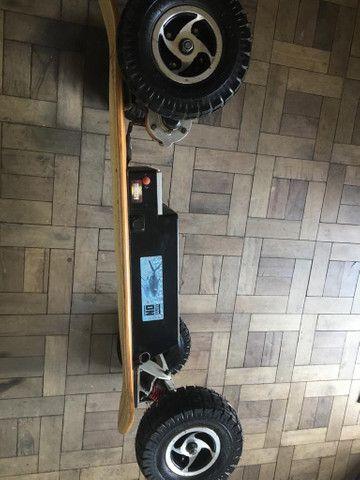 Skate Elétrico 800w - Foto 4