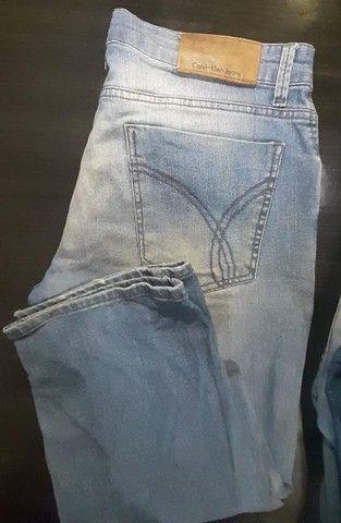 Calças Originais da Calvin Klein. - Foto 2