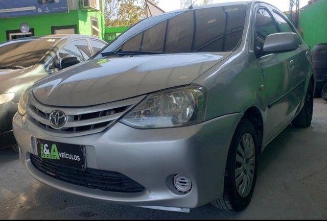Toyota Etios 2013 1.5 x - Foto 5