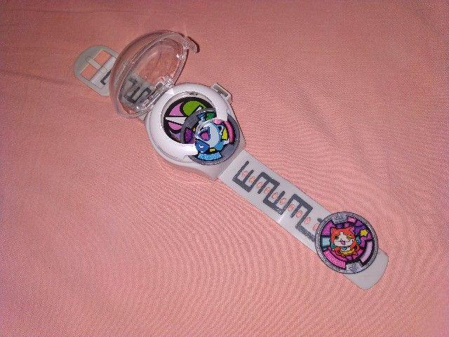 Relógio Yokai Watch Eletrônico S1 - Hasbro