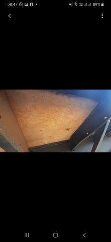Vende assoalho madeira marítima para carreta ls 3cm,valor 3000 mais comissão  - Foto 3