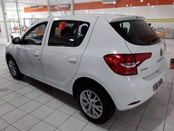 SANDERO 2019/2020 1.0 12V SCE FLEX ZEN MANUAL - Foto 6