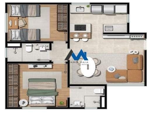 Apartamento à venda com 2 dormitórios em Santo antônio, Belo horizonte cod:ALM1481 - Foto 12
