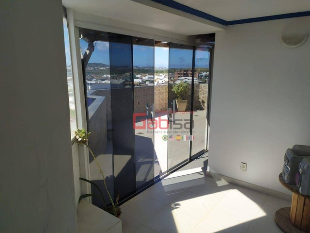 Cobertura com 3 dormitórios à venda, 240 m² por R$ 640.000,00 - Centro - São Pedro da Alde - Foto 15