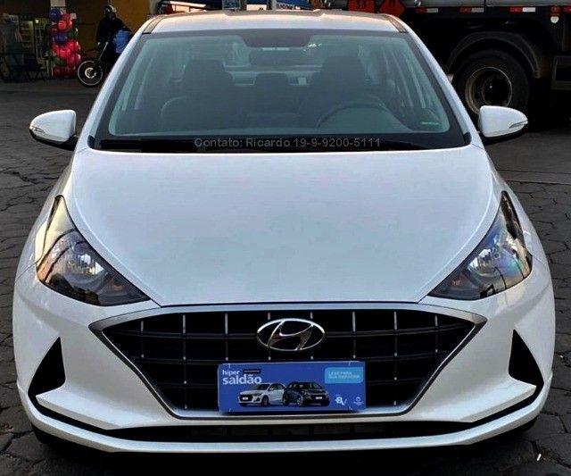 Hyundai HB20S 1.0 Flex Completo 2020 - Foto 8