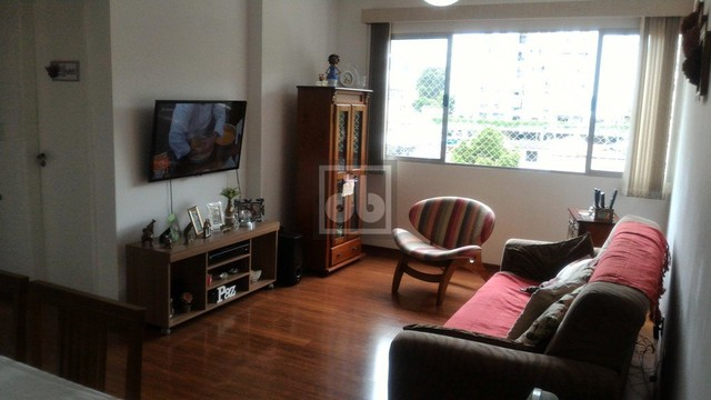 Rua Frei Fabiano - Engenho Novo - Excelente apto- 62m² - 2 quartos - área de serviço - - 1 - Foto 2