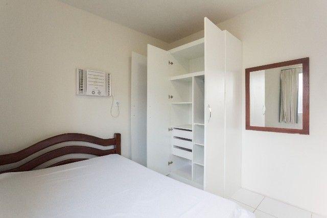 Apartamento 31 B, mobiliado c/ 1 quarto de frente em Boa Viagem - Recife - PE - Foto 13