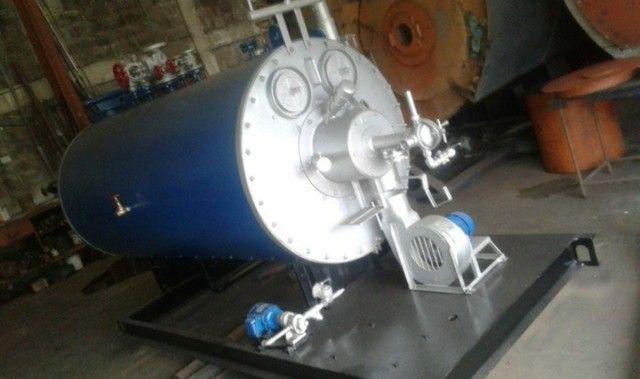 Caldeira ATA 650 kg