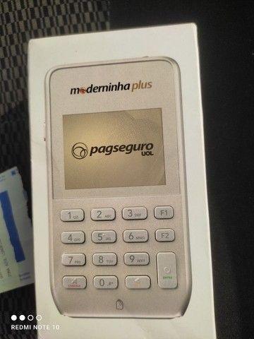 Maquina cartão Nova 130 reais só hoje