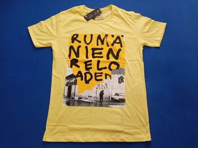Camisa original Old Rules tamanho G