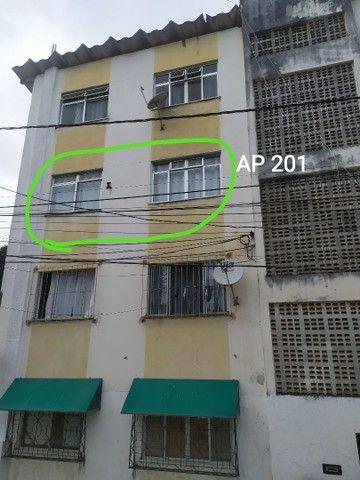 Apartamento 2/4 no Resgate - Foto 8