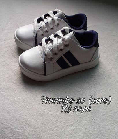 Desapego sapatos menino - Foto 2