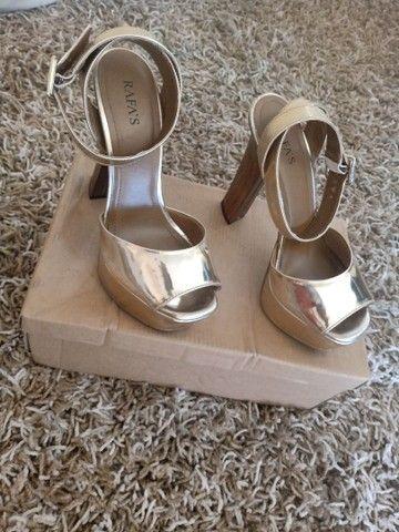 Sandália maravilhosa por R$20