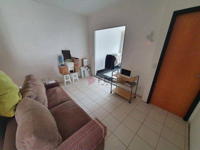 Apartamento com 1 dormitório à venda, 47 m² por R$ 320.000 - Jardim Aquarius - São José do - Foto 2