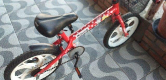 Bicicleta infantil minie - Foto 2