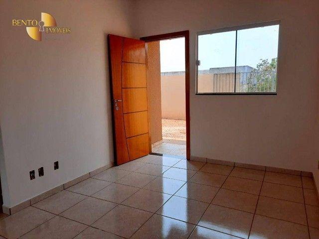 Casa com 2 dormitórios à venda, 64 m² por R$ 172.000 - Jardim Glória l - Várzea Grande/MT - Foto 4