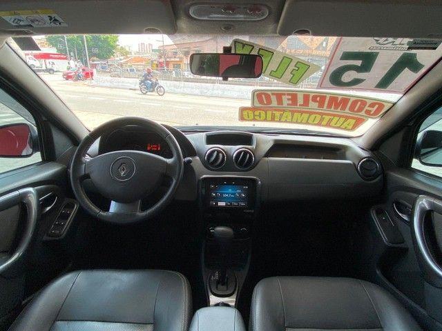 Renault Duster  2.0 Tech Road II BRANCA 2015 FLEX AUTOMÁTICO - Foto 11