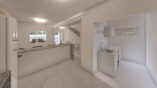 Apartamento Duplex com 3 dormitórios à venda, 100 m² por R$ 220.000,00 - Boa Vista - Garan - Foto 8