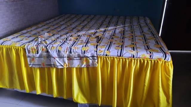 Vendo colchas de cama 2 em 1 - Foto 2