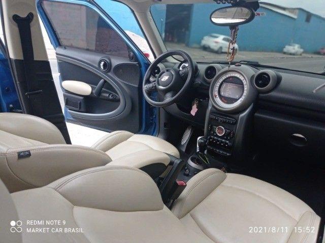 Mini Countryman S All4 4x4 - Particular - Mais Novo do RJ - Troco/Financio - 2011 - Foto 12
