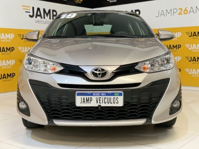 Toyota Yaris HB XL 1.3 Flex Mecânico 2019 - Apenas 18.000km rodados -  - Foto 3