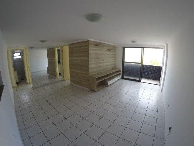Edf. Estrela do Mar - 86 m² - 3 quartos (2 suítes) - Jatiuca