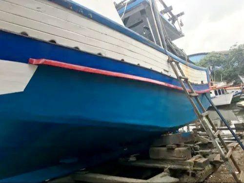 Barco de pesca (Camarão)  - Foto 4