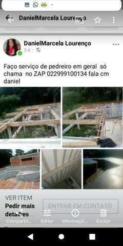 Serviço construções d obra