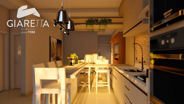 Apartamento com 2 dormitórios à venda,95.00 m², VILA INDUSTRIAL, TOLEDO - PR - Foto 6
