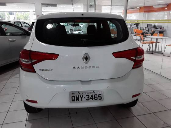 SANDERO 2019/2020 1.0 12V SCE FLEX ZEN MANUAL - Foto 2