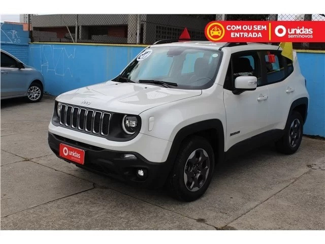 Jeep renegade completo!