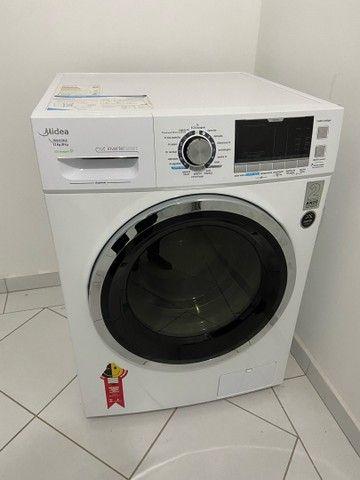 Máquina de Lavar e Secar Roupa MIDEA 12 KG