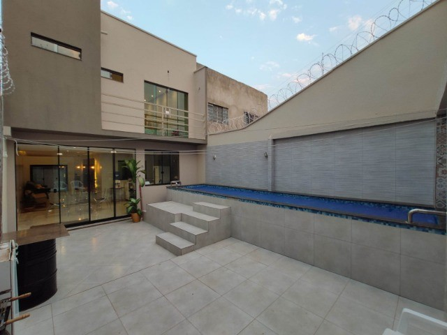 Sobrado 3 Qts, 2 Suítes, com piscina - Res. das Acácias, Goiânia - Aceita carro - Foto 7