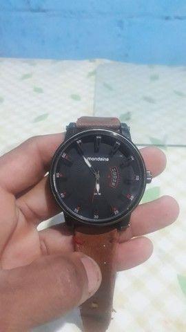 Relógio original da mondaine.
