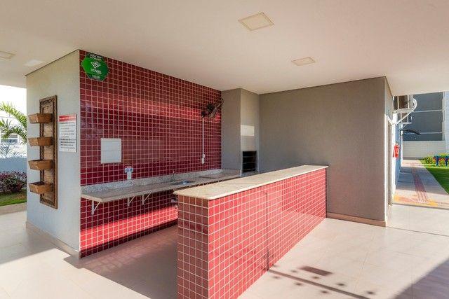 Apartamento para alugar com 2 dormitórios em Coophema, Cuiabá cod:47666 - Foto 3